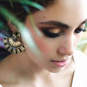 Amazita earrings