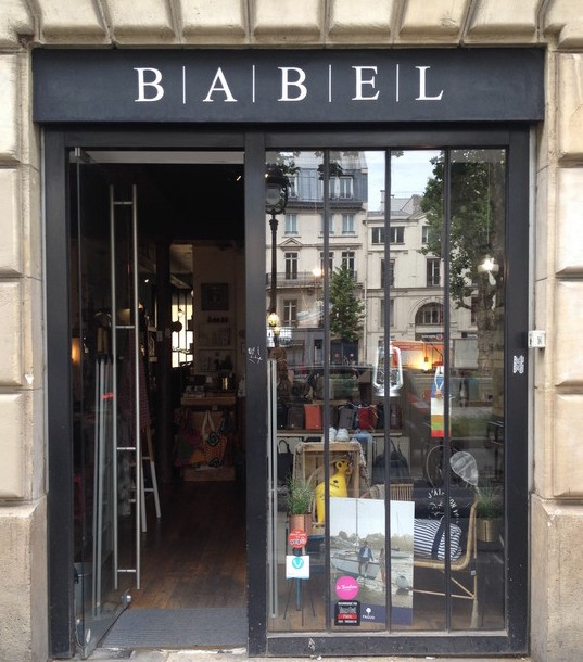Babel Concept Store
