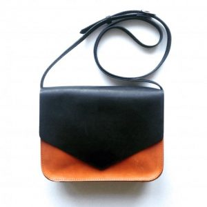 Black copper envelope