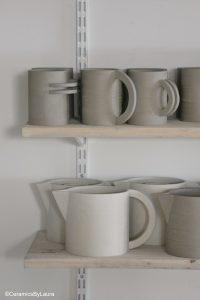 Nouvelle collection, Atelier Ceramics By Laura