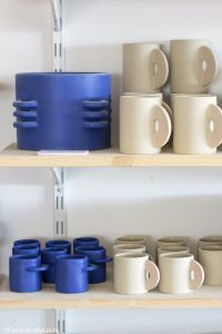 Nouvelle collection, atelier Ceramics By Laura ©CeramicsByLaura
