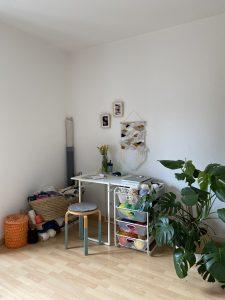 Atelier de Prune Thibeaut