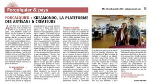 article Haute-Provence Info