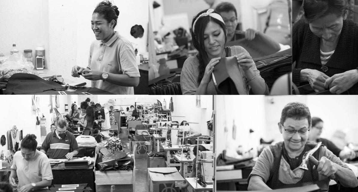 colombie bogota atelier éthique végan slow production éco responsable social femmes réinsertion