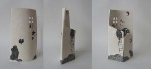 julie loaec brest betagne céramique céramiste boutique atelier vase sculpture