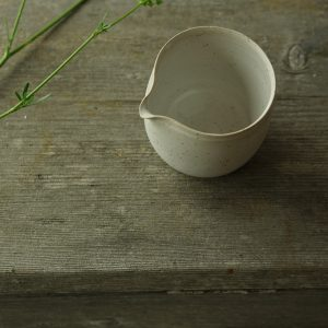 Speckled cooking bowl, stoneware – READY TO SHIP – TerraTerra Colleccion