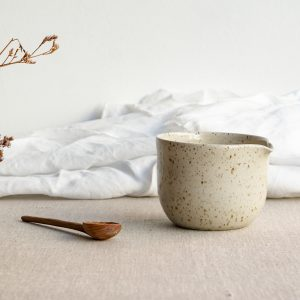 Speckled cooking bowl, stoneware – TerraTerra Collection