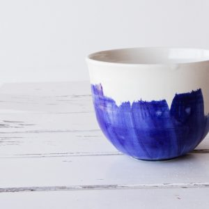 Fresh ceramic bowl -breakfast – Handpainted