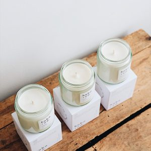 Rest Essential Oil Soy Candle