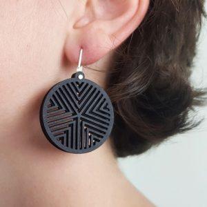 The Segment Earrings
