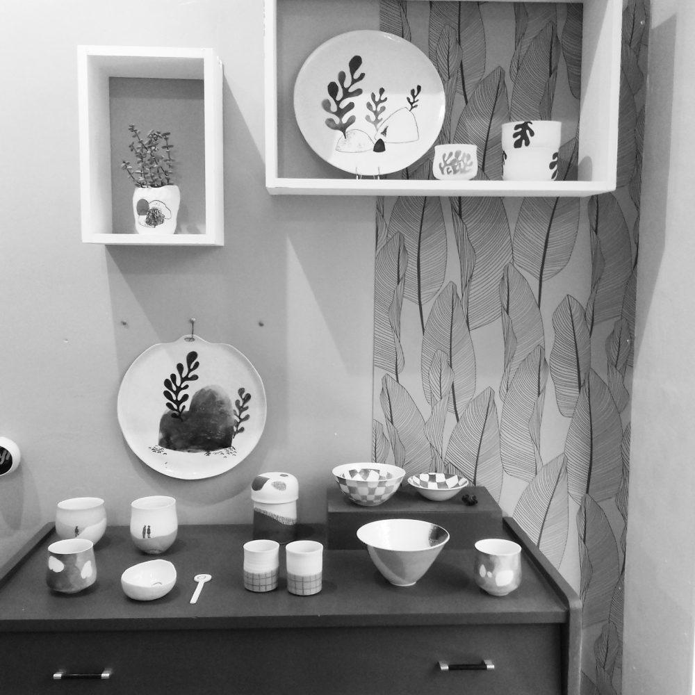 Julie Loaëc   «Les ateliers du bois d'amour»