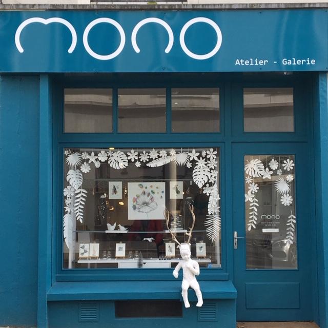 Atelier – Galerie MONO
