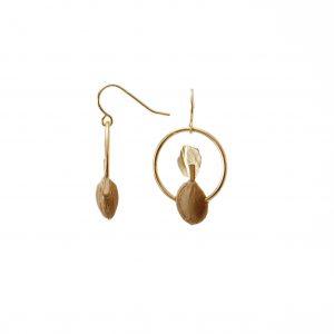 Boucles d'oreilles Mirabelles