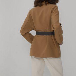 Louise: Sac ceinture transformable | Couleur Argente