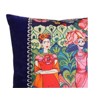 Coussin Frida – Catrina