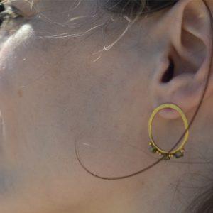 Boucles d'oreilles Georgia