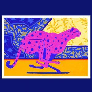 Cheetah – 20 x 28.5 cm