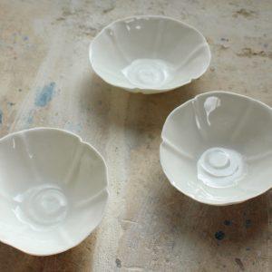 Coupelle en porcelaine Sorbet melon