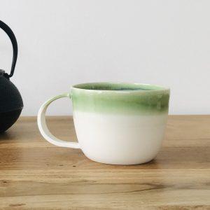 Tasse Grande Anse en porcelaine