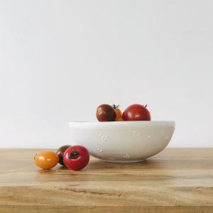 Coupe Etamine en porcelaine Modèle 1