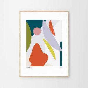Memories — Art print