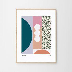 Midsummer — Art print