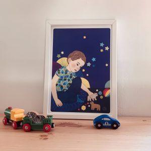 IMAGE IMPRIMÉE –Les jouets