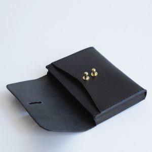 Porte-monnaie Astrée noir