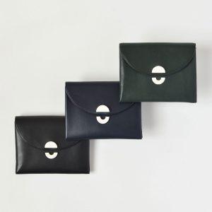 Porte-monnaie Hélios noir