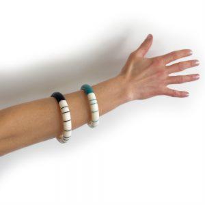 Bracelets résine Lunula