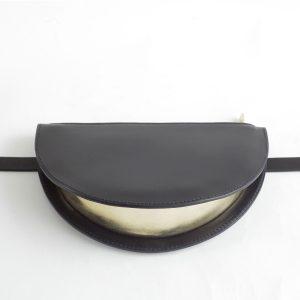 Sac banane Eclipse noir