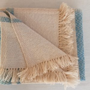 Echarpe en cachemire et soie