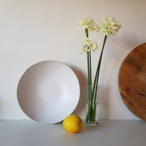 Grand bol en céramique, taille L