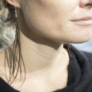 Boucles d'oreilles Alula
