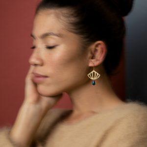 Boucles d'oreille KYOTO