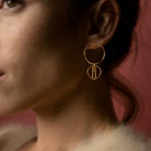 Boucles d'oreille SOHO