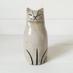 Vase soliflore Chat 1