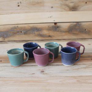 6 tasses à Espresso