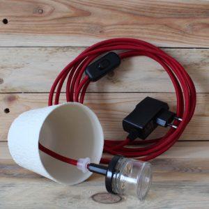 Ensemble 2 flâneuses coloris câbles au choix