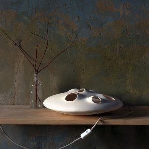 Lampe en céramique Loona
