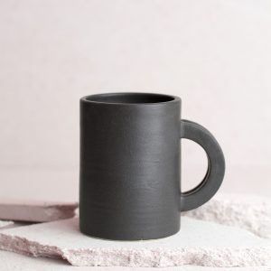 Tasse double anse verticale Athéna