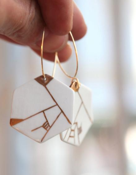 Fabriquez un bijou en céramique